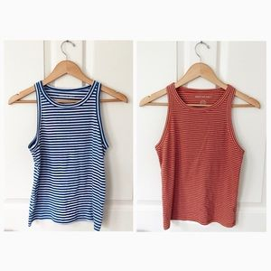 AE Two Pair of Tank Tops